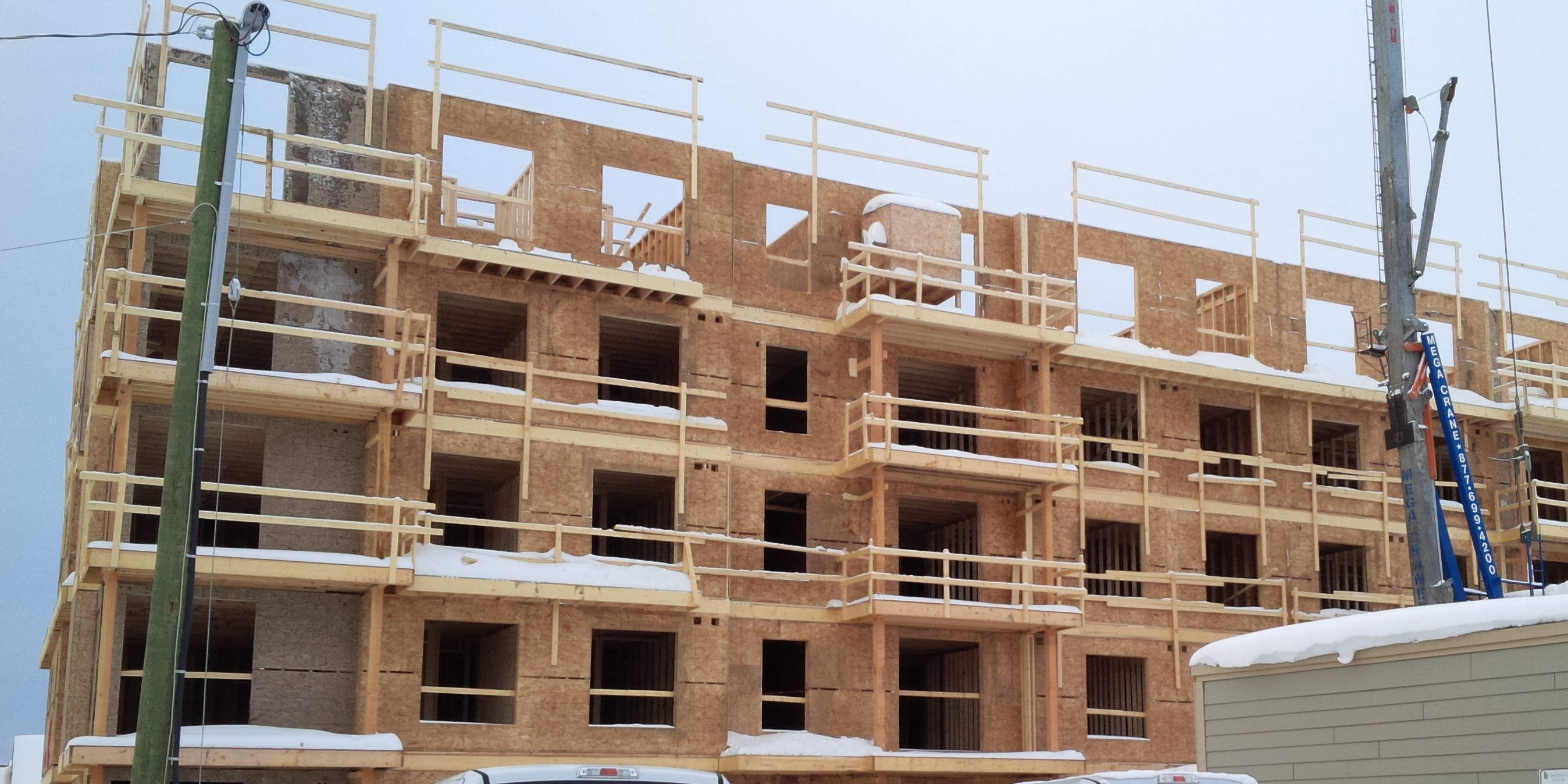 Winton walls for Panelized building systems